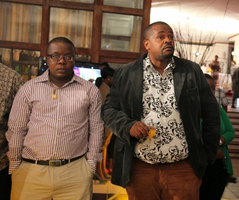 William Mtitu akiwa na JB