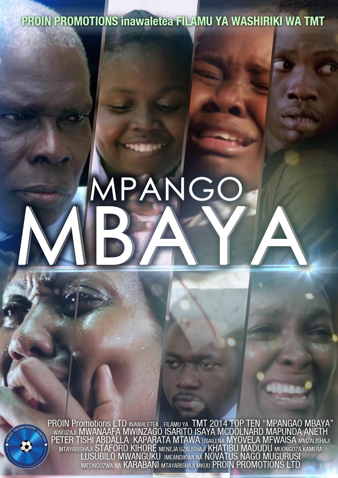 Mpango Mbaya-Poster