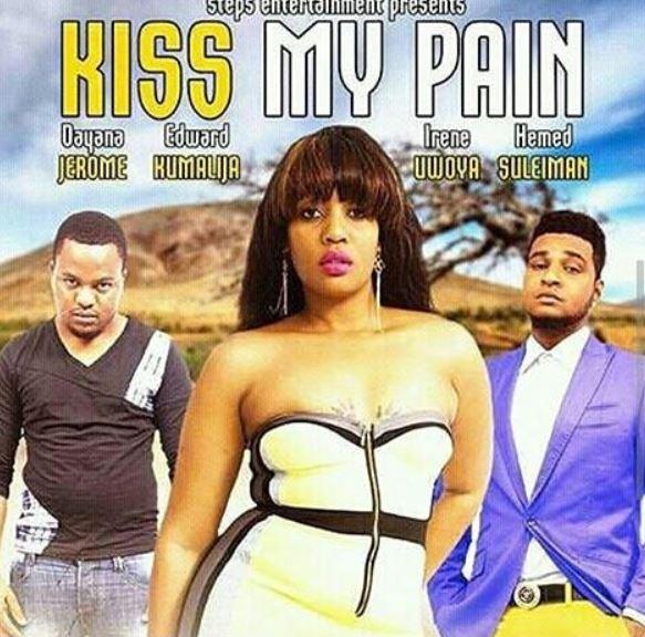 kiss my pain