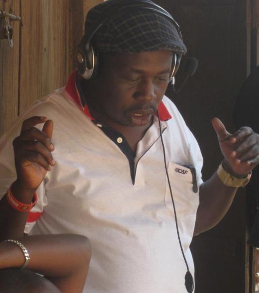 Sultan Tamba mtayarishaji na Muongozaji wa filamu huyo mtalaam wa Animation