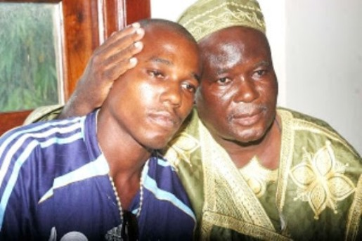 Nguza Vicking 'Babu Seya' na mwanaye, Johnson Nguza