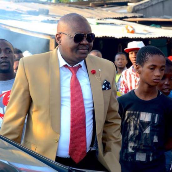 Mbunge wa jimbo la Mikumi na msanii wa Hip hop , Prof Jay